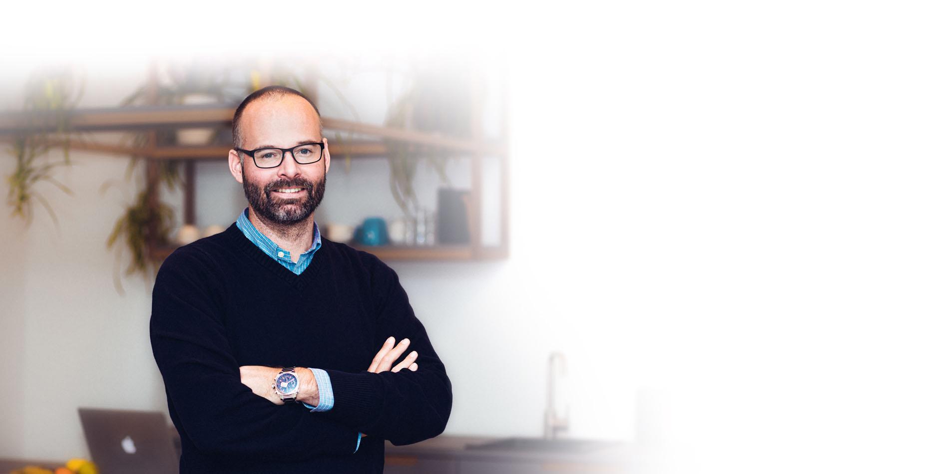 Geschäftsführer codegiganten GmbH Oliver Krimmer