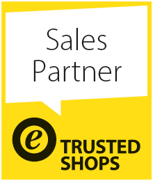 Badge für Sales Partner Trusted Shops